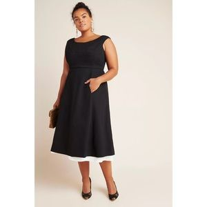 Anthropologie Tracy Reese Maria Midi Dress 16W